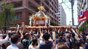住吉神社例祭 2015 3日目(8月2日)