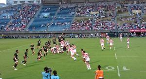 リポビタンDチャレンジカップ2015 第1戦 Japan vs World XV