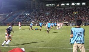リポビタンDチャレンジカップ2015 第3戦 Japan vs Uruguay