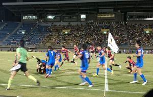 トップリーグ 2015-2016 プレシーズンリーグプール戦第1節 2日目