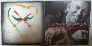 CROSSEYED HEART / KEITH RICHARDS