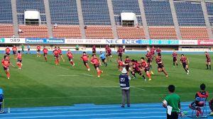 トップリーグ 2015-2016 プレシーズンリーグトーナメント1回戦