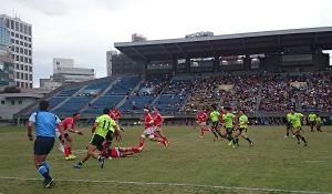 トップリーグ 2015-2016 プレシーズンリーグトーナメント2回戦 2日目