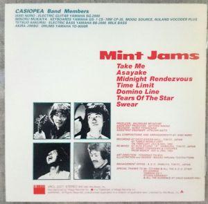 MINT JAMS / CASIOPEA
