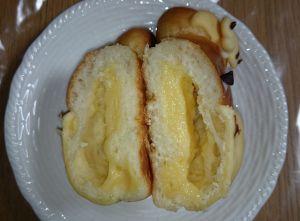 くまさんのはちみつクリームパン