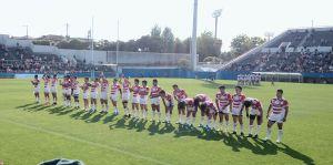 Asia Rugby Championship 2016 - Japan vs Korea