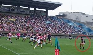 Asia Rugby Championship 2016 - Japan vs Hong Kong