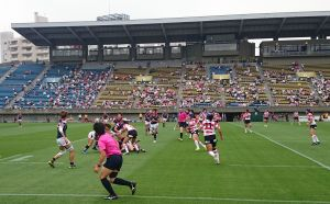 Asia Rugby Championship Women 2016 - Japan vs Hong Kong