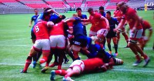 日本代表カナダ遠征 JAPAN vs CANADA