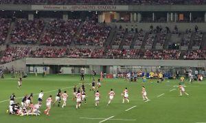 リポビタンDチャレンジカップ2016 第2戦 JAPAN vs SCOTLAND