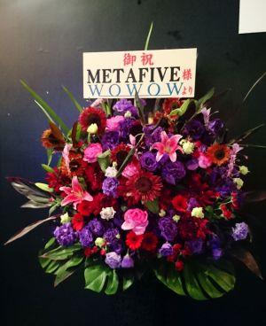 META LIVE!  METAFIVE @ LIQUIDROOM
