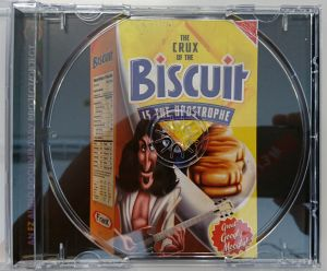 THE CRUX OF THE BISCUIT / Frank Zappa