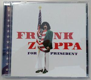 FRANK ZAPPA FOR PRESIDENT / Frank Zappa