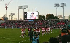 リポビタンDチャレンジカップ2016 JAPAN vs ARGENTINA