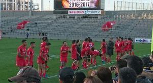 トップリーグ 2016-2017 第11節