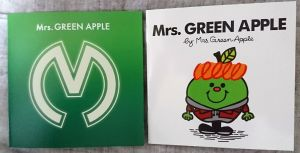 Mrs. GREEN APPLE / Mrs. GREEN APPLE
