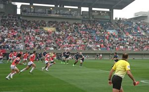 SUPER RUGBY ROUND7 SUNWOLVES vs BULLS