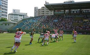 Asia Rugby Championship 2017 - Japan vs Hong Kong