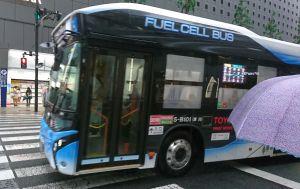 未来のバス