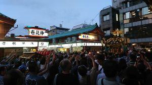 浅草のお祭り ふたたび