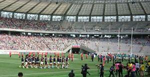 リポビタンDチャレンジカップ2017 第3戦 JAPAN vs IRELAND