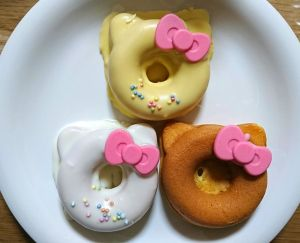 キティさんのお菓子