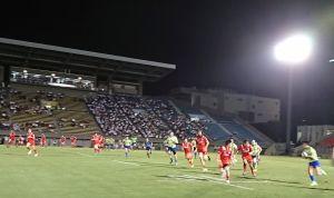 トップリーグ 2017-2018 第4節 1日目