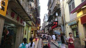 MACAUからHONG KONGへ