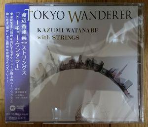 TOKYO WANDERER / 渡辺香津美 with ストリングス