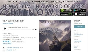 In A World Of Fear / Scale The Summit