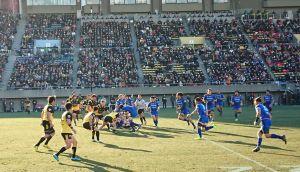 第55回日本ラグビーフットボール選手権大会 決勝