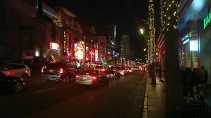 ハリウッドとステーキ
