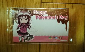 そろそろバレンタイン