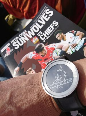 SUPER RUGBY ROUND6 SUNWOLVES vs CHIEFS