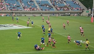 SUPER RUGBY ROUND9 SUNWOLVES vs BLUES