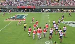 SUPER RUGBY ROUND13 SUNWOLVES vs REDS