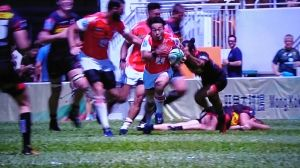 SUPER RUGBY ROUND14 SUNWOLVES vs STORMERS