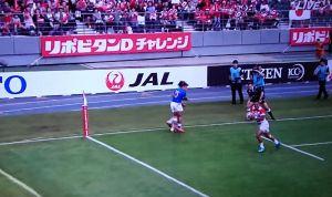 リポビタンDチャレンジカップ2018 第1戦 JAPAN vs ITALY