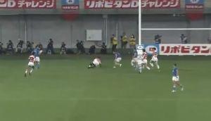 リポビタンDチャレンジカップ2018 第2戦 JAPAN vs ITALY