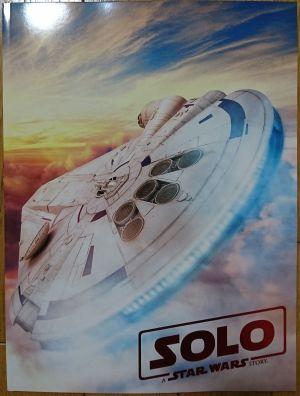 ハン・ソロ スター・ウォーズ・ストーリー / Solo: A Star Wars Story