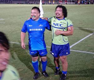 トップリーグ 2017-2018 リーグ戦 第1節 2日目