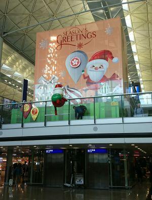 香港のクリスマス