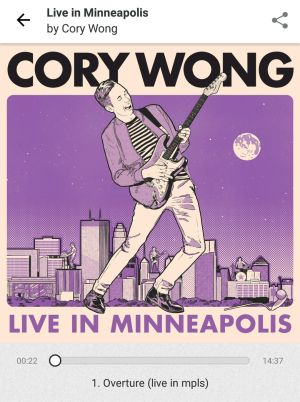 Live in Minneapolis / Cory Wong