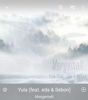 Yula (feat.eda & Sebon) Phantasy (feat. Hayata Satoh) / Mergemelt