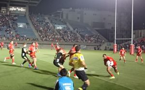 SUPER RUGBY ROUND10 SUNWOLVES vs HURRICANES