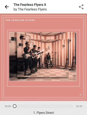 The Fearless Flyers Ⅱ / The Fearless Flyers
