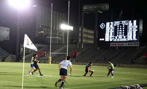 トップリーグカップ2019 プール戦 第2節 NECグリーンロケッツvsリコーブラックラムズ