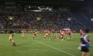 トップリーグカップ2019 プール戦 第4節 日野レッドドルフィンズvsサントリーサンゴリアス ―