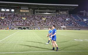 トップリーグカップ2019 プール戦 第5節 サントリーサンゴリアスvsパナソニックワイルドナイツ