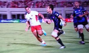 リポビタンDチャレンジカップ パシフィックネーションズ2019日本ラウンド JAPAN vs TONGA ―
